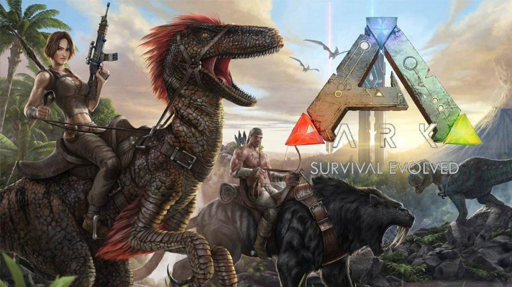 方舟:生存进化 国际版